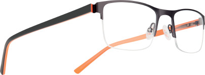 S.TICK 9 TK9C1 anthracite/noir/orange